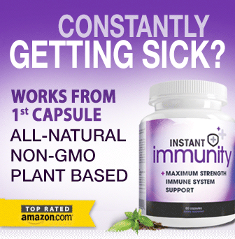 Find Instant Immunity on Amazon!