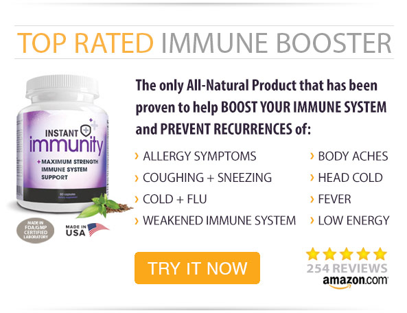 TRY INSTANT IMMUNITY NOW!