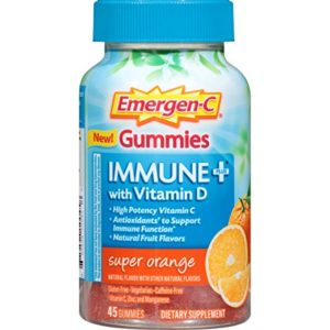 Does emergen c immune plus work