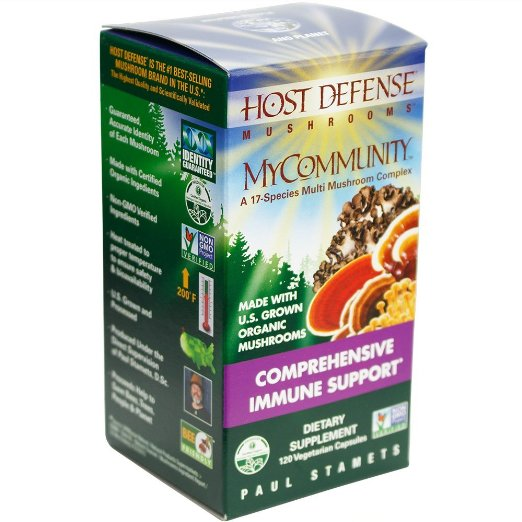 Host Defense MyCommunity Immune Support Full Review – Does