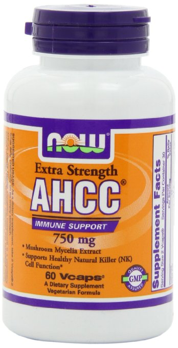 NOW Foods AHCC Full Review – Does It Work? – Immune