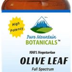 Pure Mountain Botanicals Olive Leaf