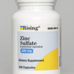 Rising Pharmaceuticals Zinc