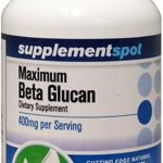 Supplement Spot Maximum Beta Glucan