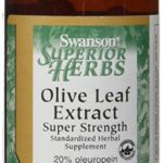 Swanson Herbs Olive Leaf Extract